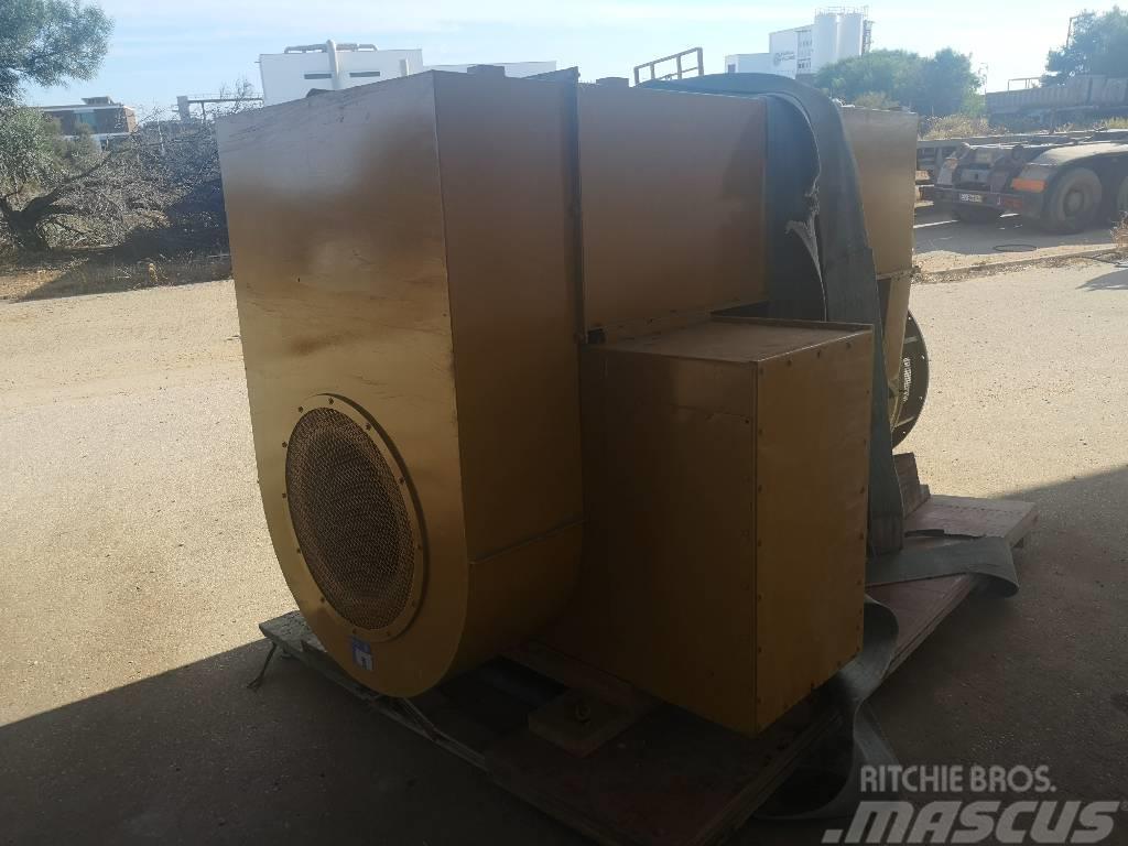 [Other] Gerador Generator Alsthom NRA 50 L6