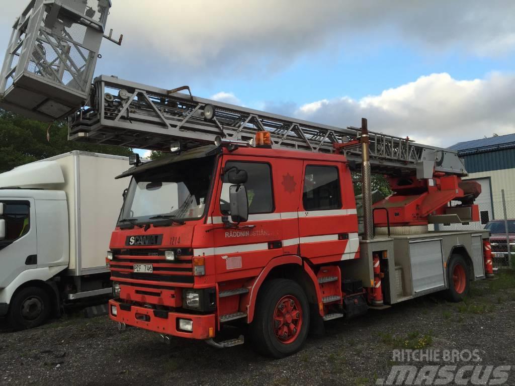 Scania P 93 ML 4x2