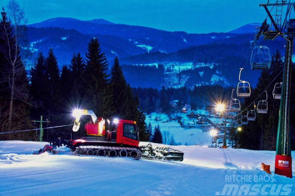 Kässbohrer PB 280 W, PISTENBULLY, SNOW GROOMER 280