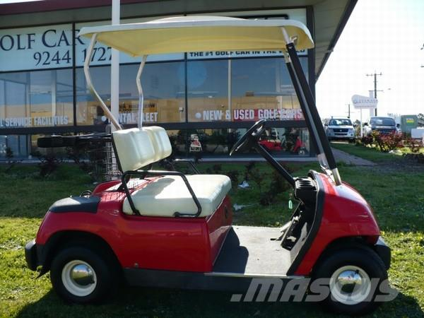 Yamaha G19E Electric Golf Car