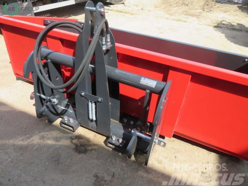 Inter-Tech SONDERAKTION !!Kippmulde 2 m/ hydraulic transpor