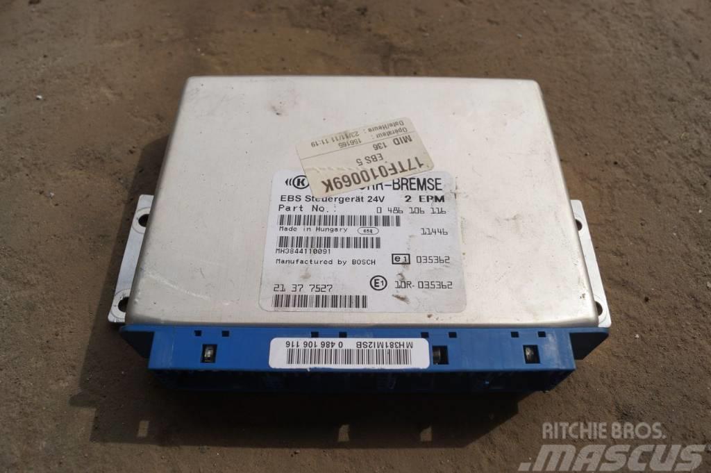 Renault Magnum / Premium DXI / EBS control unit / 21377527