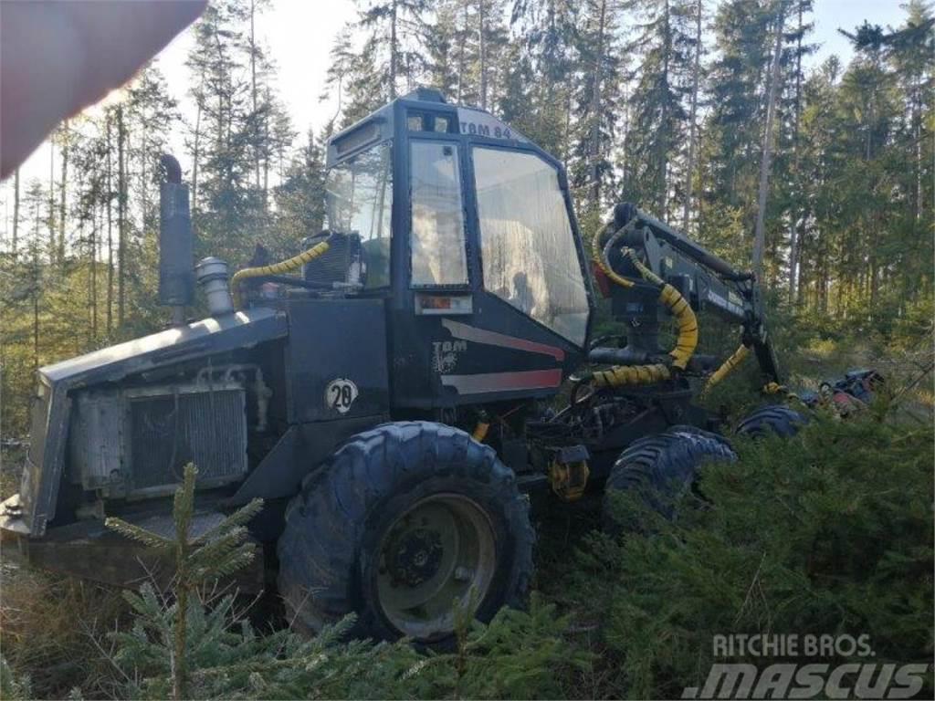 Timberjack TBM 84