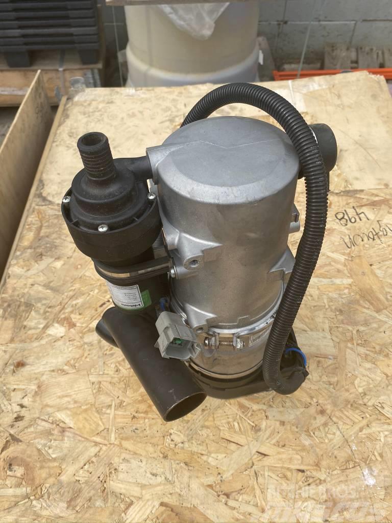 Komatsu 941 Diesel Heater