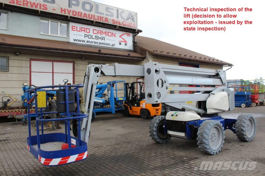 Niftylift HR17 4X4 (TECHNICAL INSPECTION)