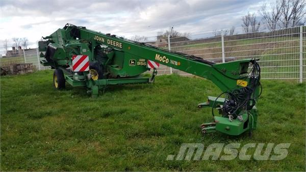 John Deere 956 MoCo -Mover Conditioner