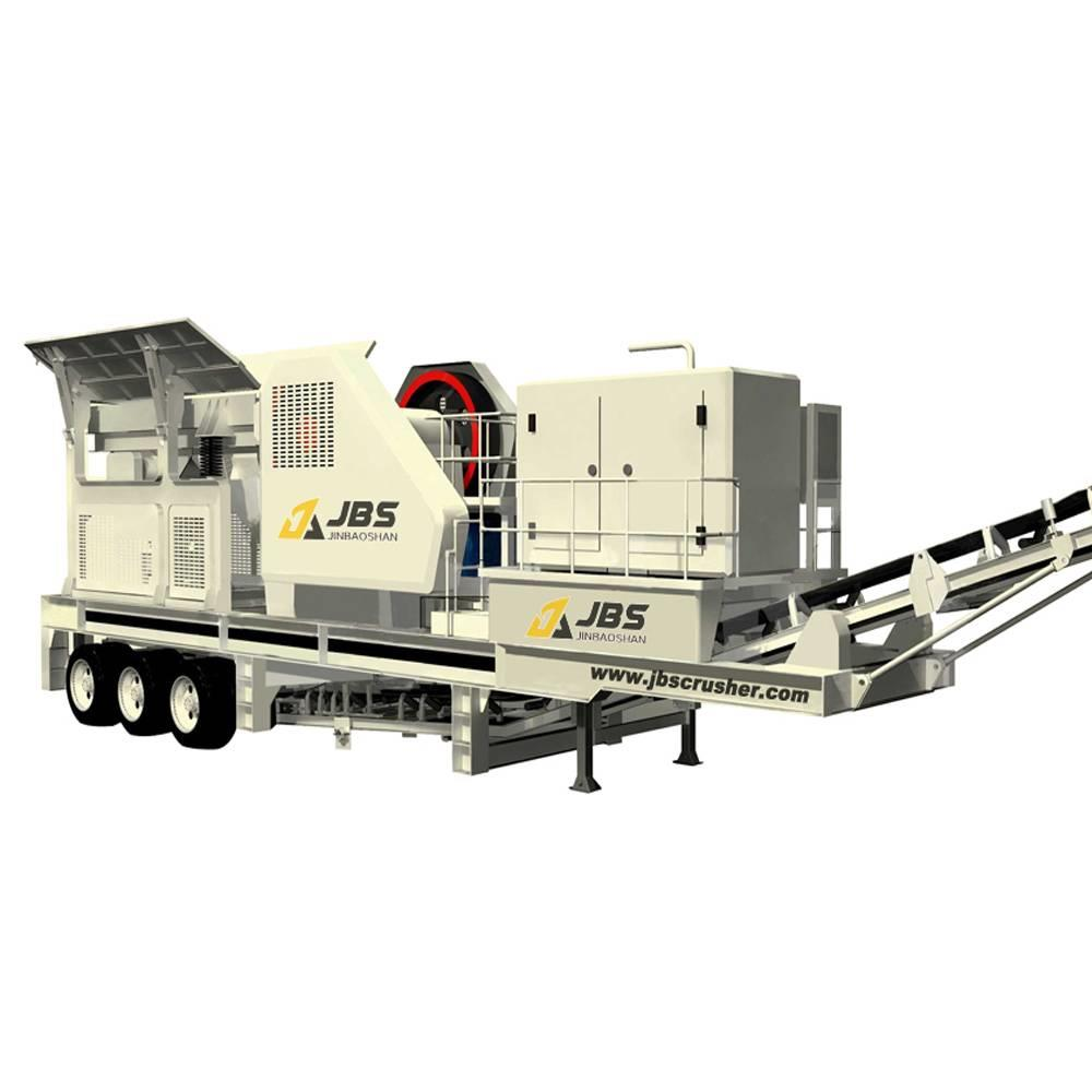 [Other] 50-80t/h MCA series Mobile Crusher Plant MC4060