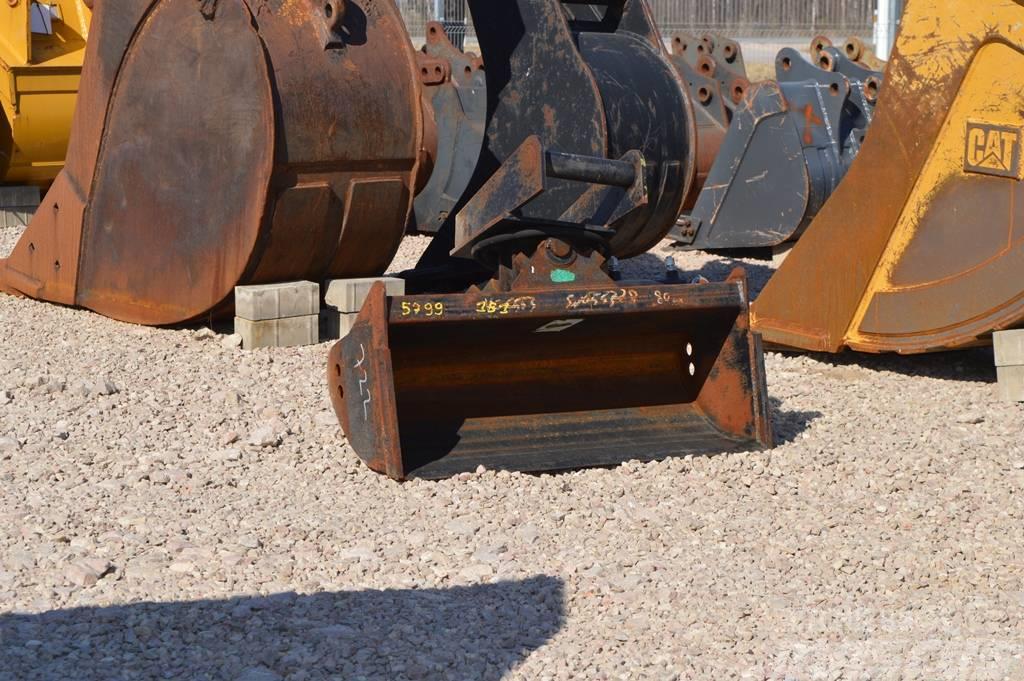 Lehnhoff ms03 hidraulic ditch cleaning bucket