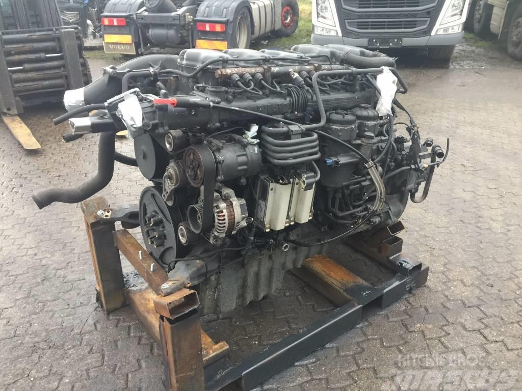 Scania DC09112 / 360 HP XPI EURO 6 (DC09 / DC9)