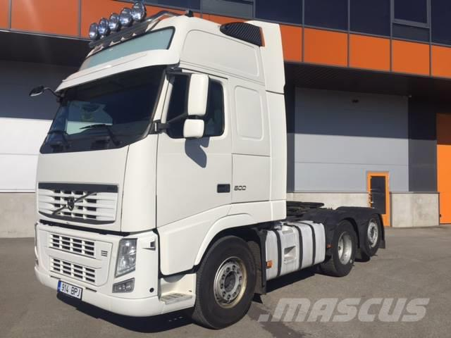 Volvo FH13.500 Globetrotter XL Euro5