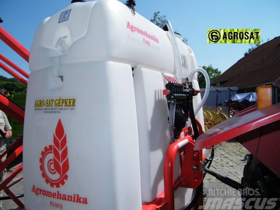 Agromehanika AGS 1200/15m  MRX
