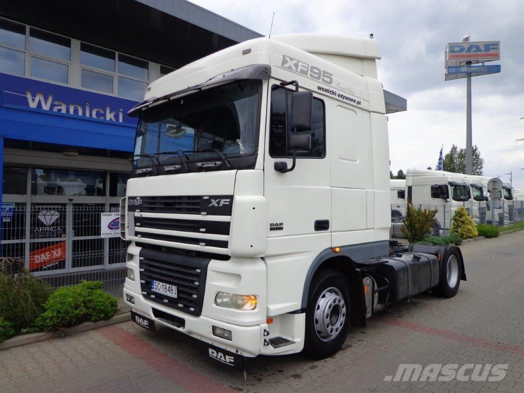 DAF XF FT 95.430 2006