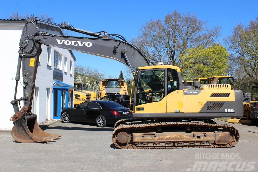 Volvo EC 220 D L