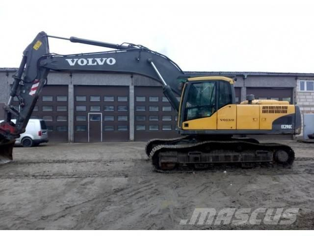 Volvo EC290C