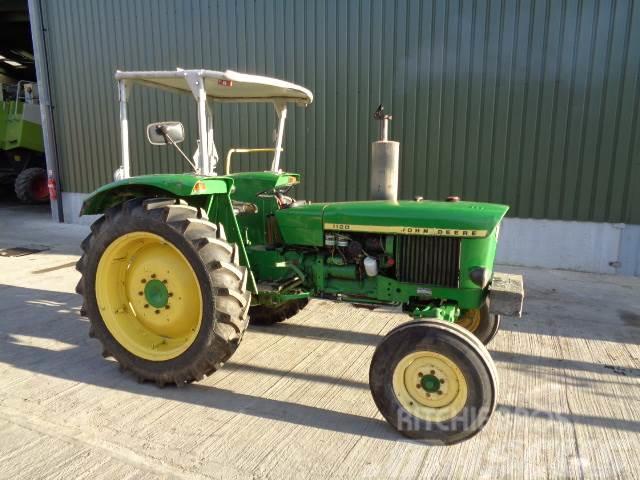 John Deere 1120 2wd tractor