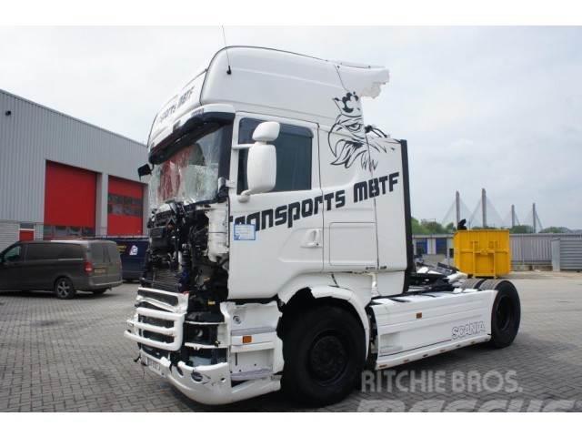 Scania R490 Topline Retarder Euro 6 2015