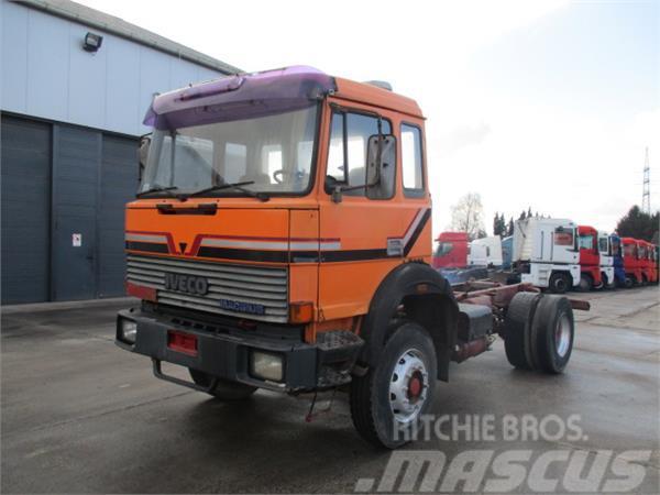 Iveco Magirus 160-23 (BIG AXLE/STEEL)