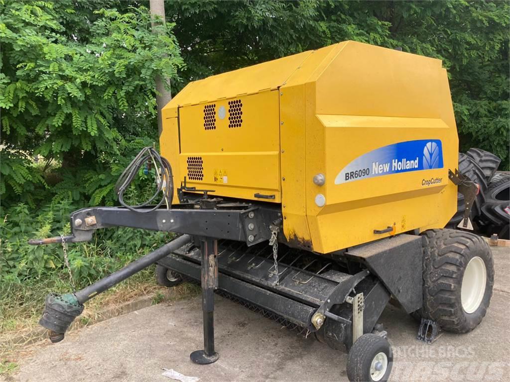 New Holland BR 6090 Crop Cutter