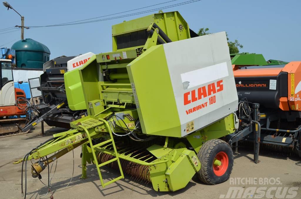 CLAAS Variant 180