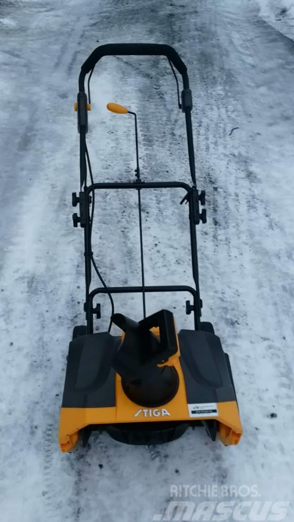 Stiga ST 1151 E sähkö lumilinko