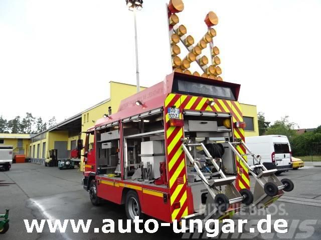 Iveco 80E17 Eurocargo Feuerwehr Euro 3 Wassertank Leucht