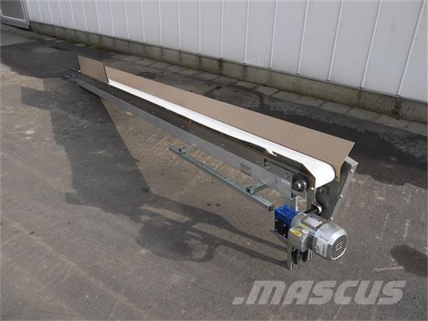 Aweta transportband vaste snelheid 400 x 15 cm Duijndam, Conveying equipment