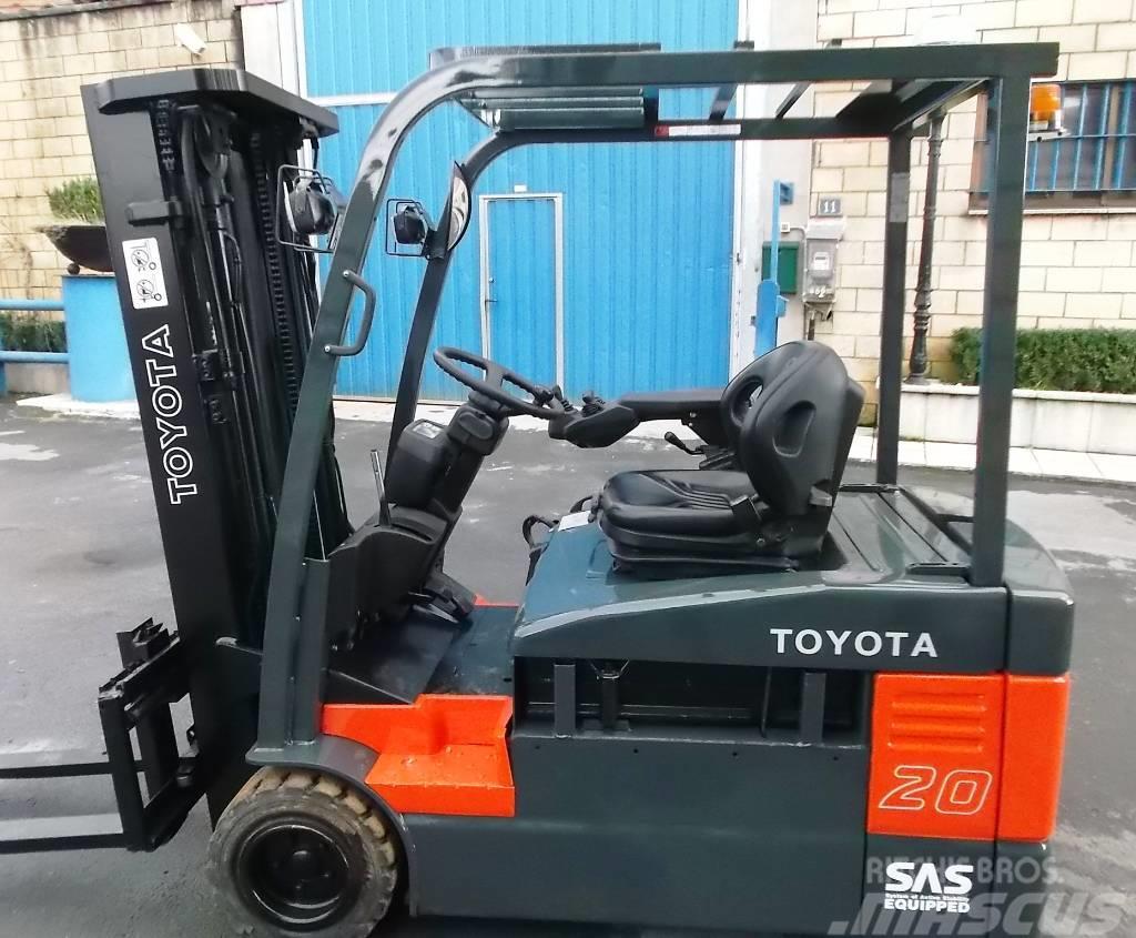 Toyota 7 FBEF 20