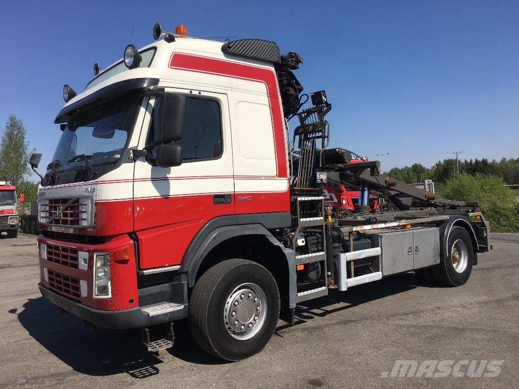 Volvo FM340 4x4