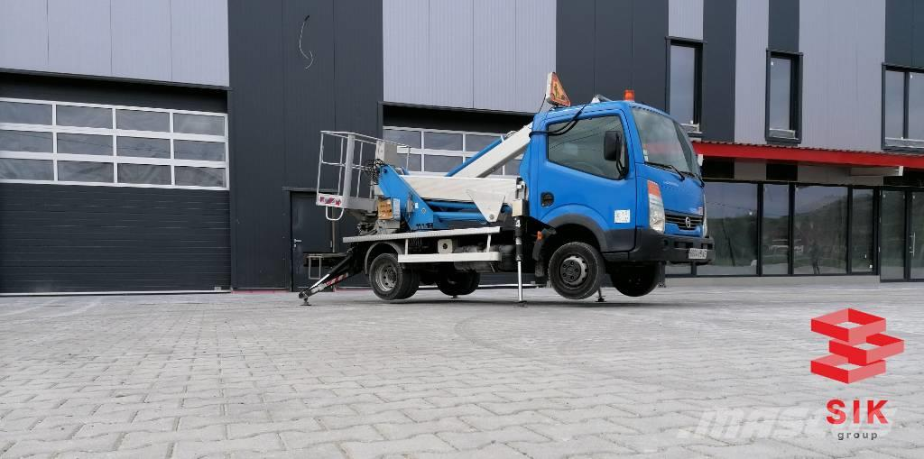 Nissan Cabstar 35.11,Multitel ALU MX200