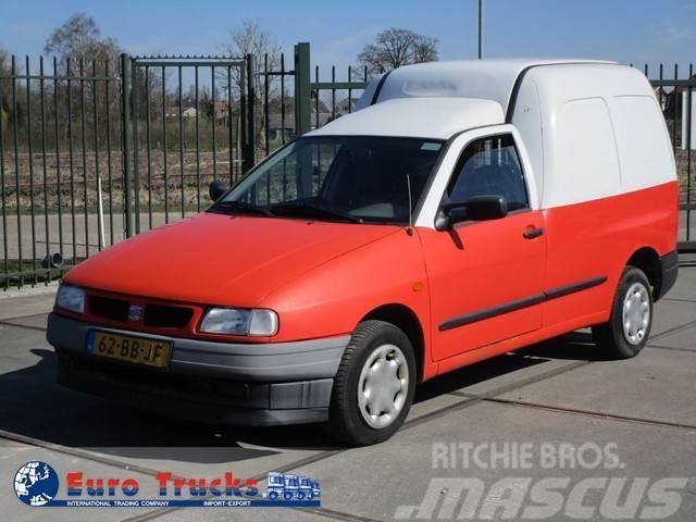 Seat Inca 1.9 SDI/AYQ 47 KW 500