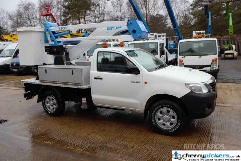 Toyota Hilux Socage A314 Access Platform