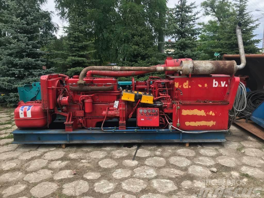 DAF Agregat hydrauliczny