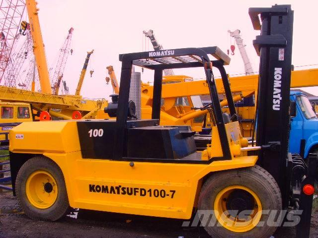 Komatsu FD100-7