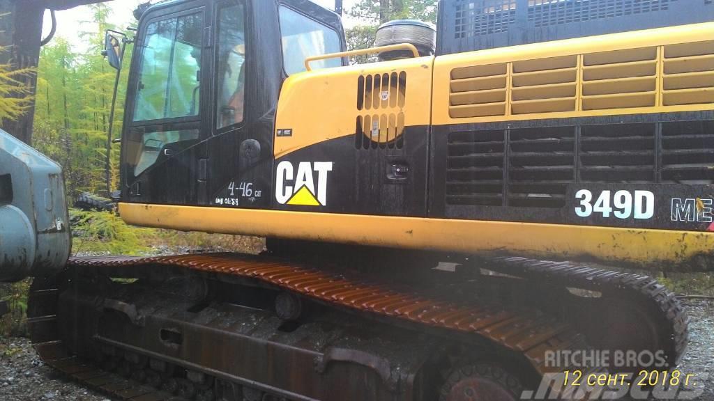 Caterpillar 349 D