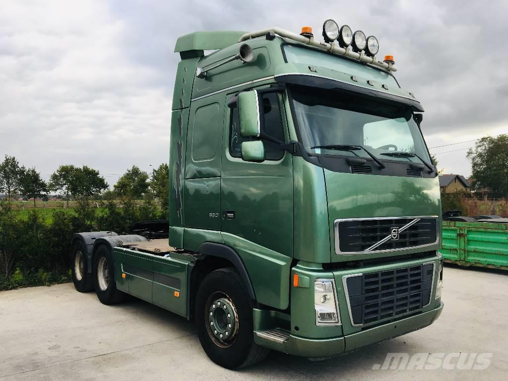 Volvo FH16 660 120ton/6*4/hydraulics/ Euro 4