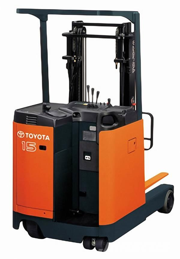 Toyota 電動堆高機