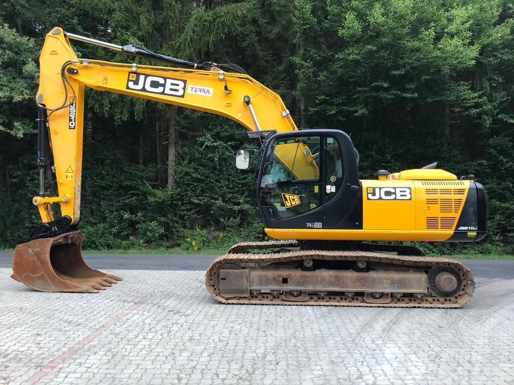 JCB JS 210 LC T4