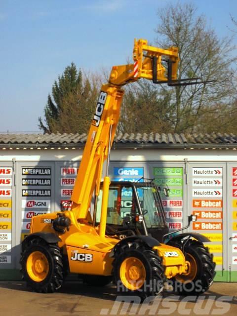 JCB JCB 528 - 70 4x4x4 ** 7m / 2.8t. ** vgl. 530-70