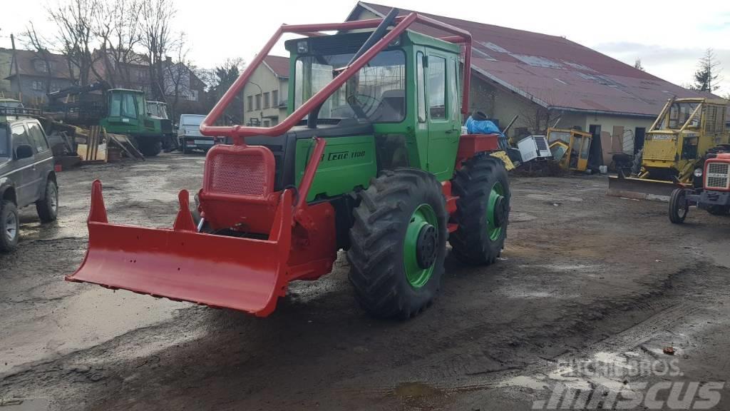 MB TRUCK 1100 Ciągnik leśny