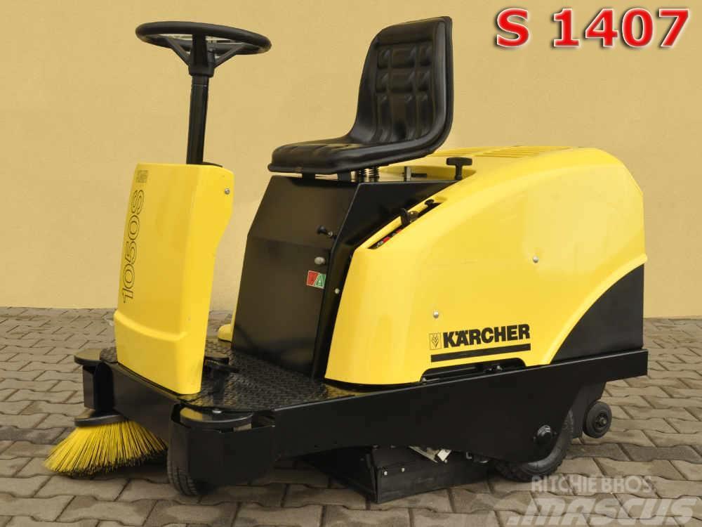 [Other] Sweepmaster KARCHER KMR 1050 S