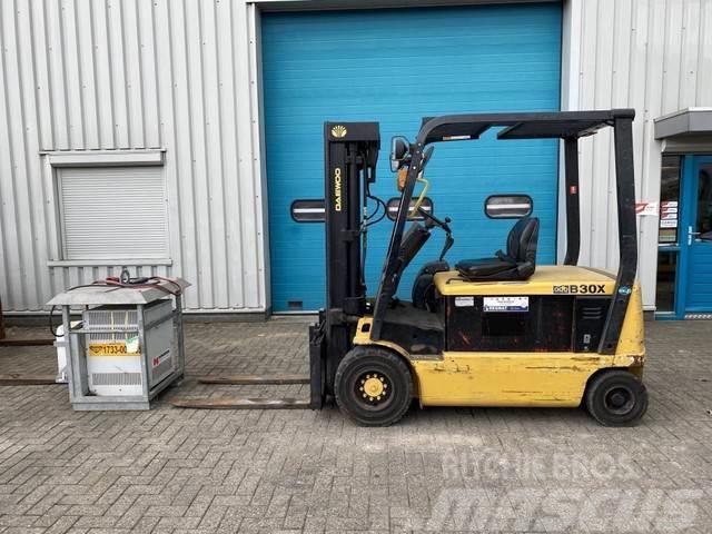 Daewoo Heftruck , 3 ton, elektro