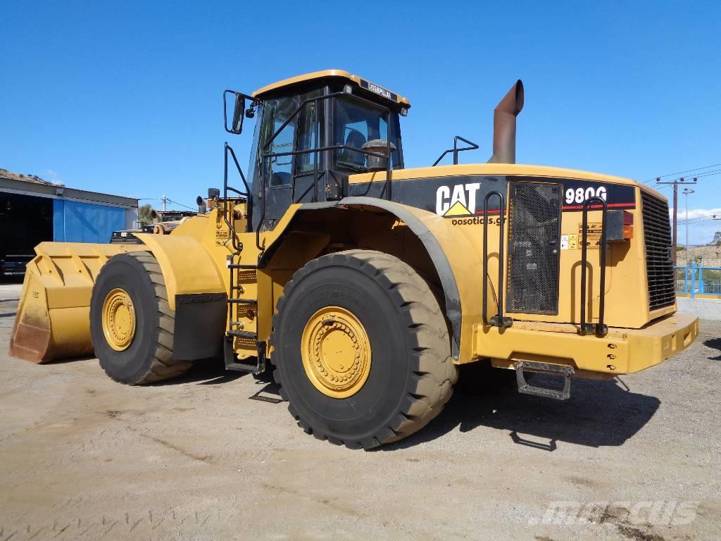 Caterpillar 980 G II