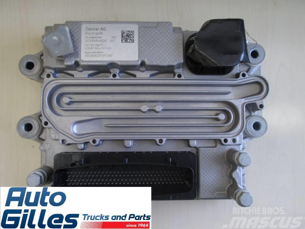 Mercedes-Benz Steuergerät A0014463235 / OM 470 LA 470906C