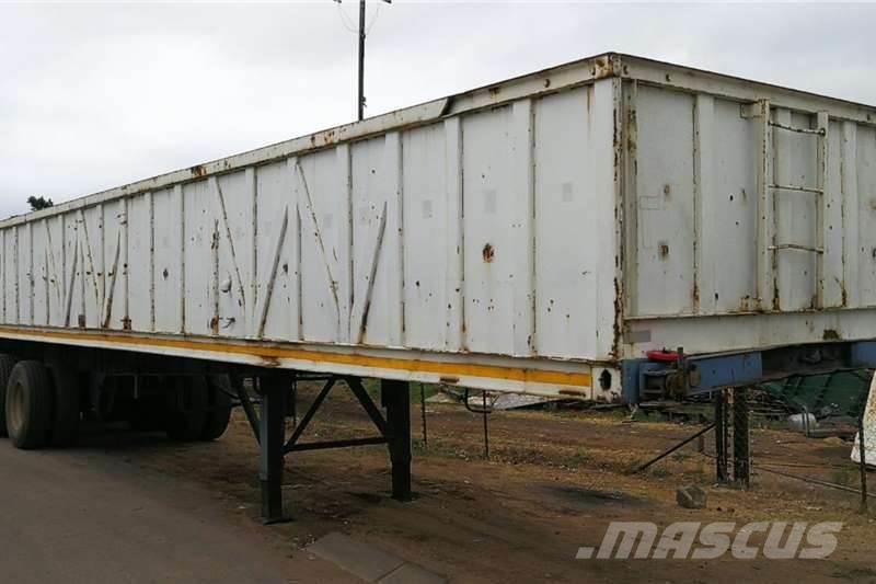 [Other] BDJ 14.4M Tri Axle
