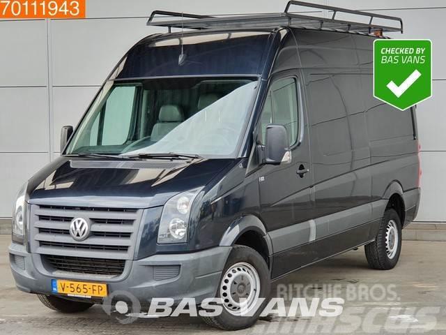 Volkswagen Crafter 2.5 TDI Navi 3.500kg Trekhaak Imperiaal L2