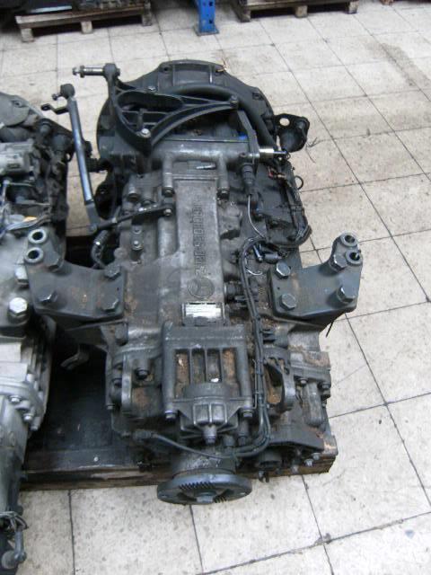 Mercedes-Benz Axor G221-9 / G 221-9 Schaltgetriebe