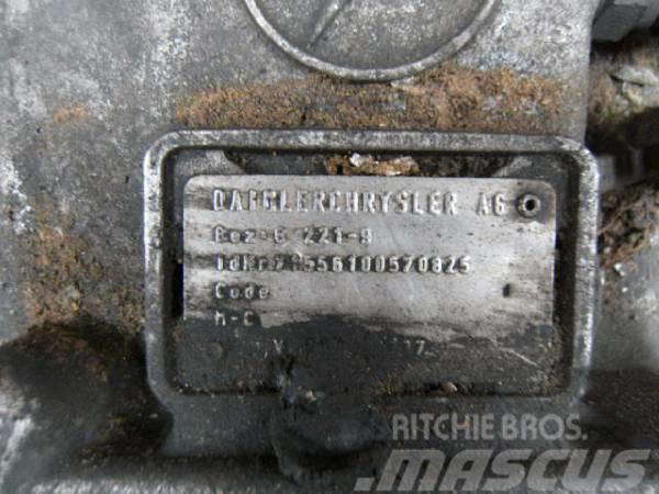 Mercedes-Benz Axor G221-9 / G 221-9 Schaltgetriebe, 2005, Växellådor