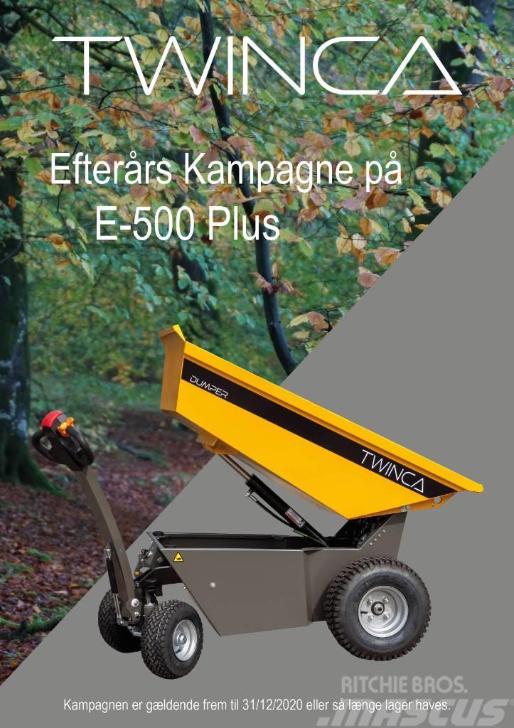 twinca E-500 Plus