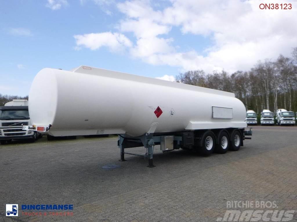 Cobo Fuel tank alu 39.9 m3 / 5 comp