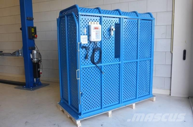 TyreOn TIC200 Inflation Cage - diameter up to 165 cm